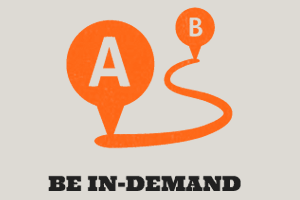 Be In-Demand