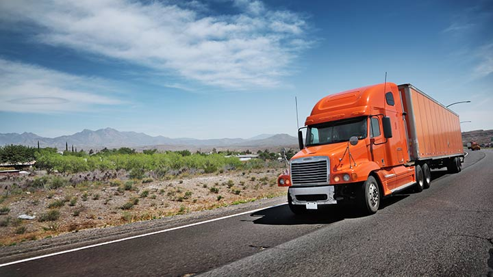 Non-Traditional Recruits Sought For Truck Driving Jobs